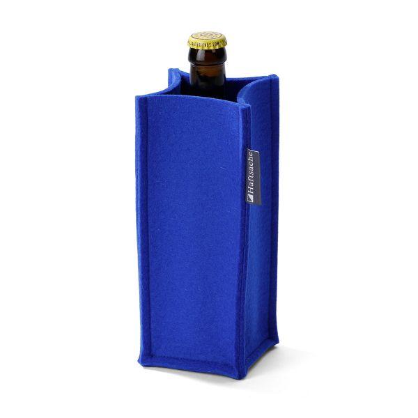 Bierkühler blau