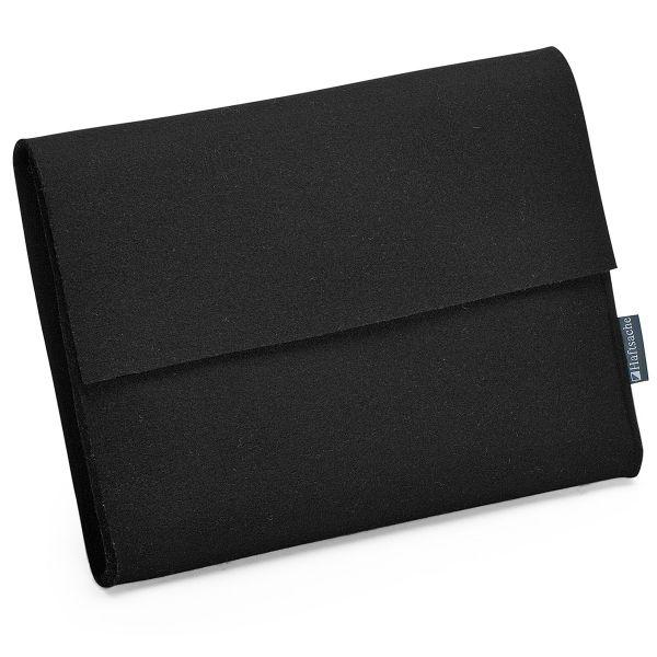 Briefblockmappe schwarz