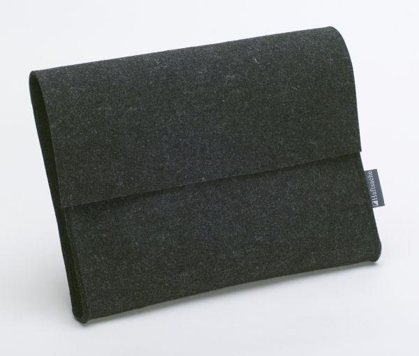 Briefblockmappe anthrazit