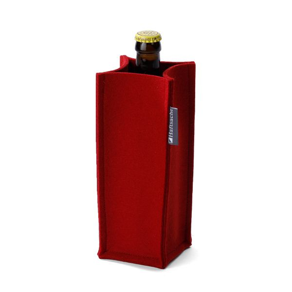 Bierkühler rot