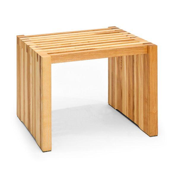 Sitzhocker Eschenholz